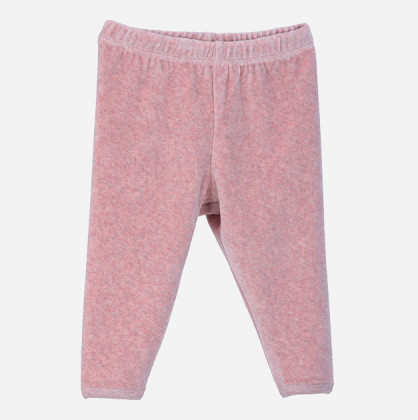 Serendipity Velour Leggings Rosa