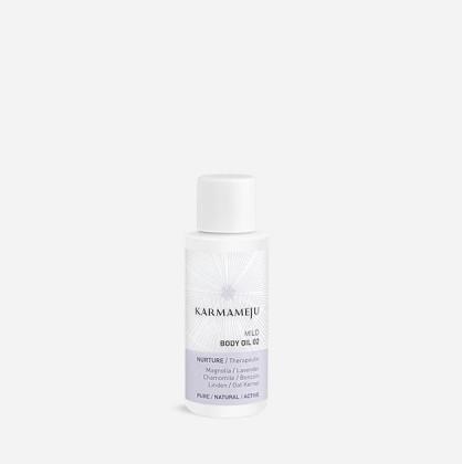 Karmameju Body Oil Mild 02 Travel