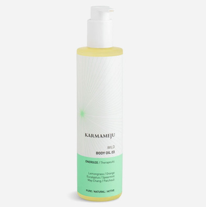 Karmameju Body Oil Wild 03