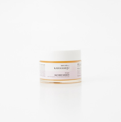 Karmameju Body Scrub Foxy 01 Travel