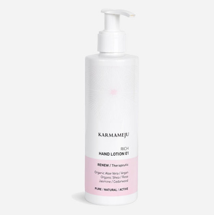 Karmameju Hand Lotion Rich 01