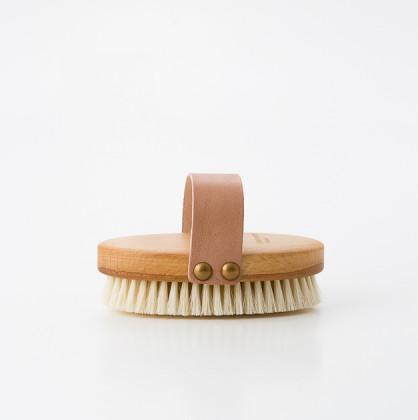 Karmameju Natural Body Brush Buff