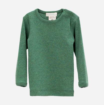 Serendipity T-shirt Med Lange Ærmer Grøn
