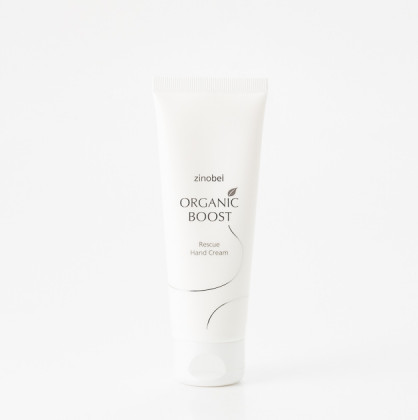 Zinobel Organic Boost  HAND CREAM RESCUE