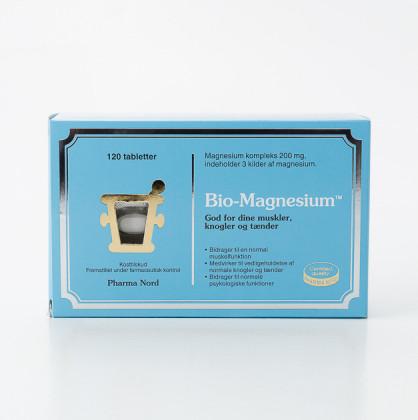 Pharma Nord BIO-MAGNESIUM 120 STK