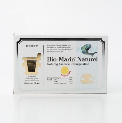 Pharma Nord BIO-MARIN NATUREL 80 STK