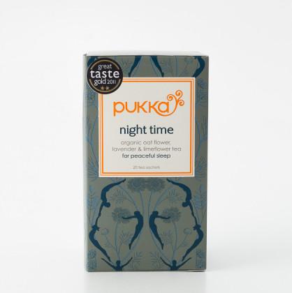 NIGHT TIME TE