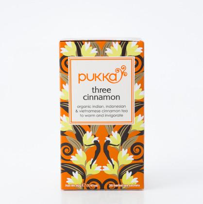 Three Cinnamon Te kanel