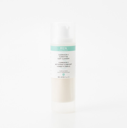 Ren ClearCalm 3 Clay Cleanser