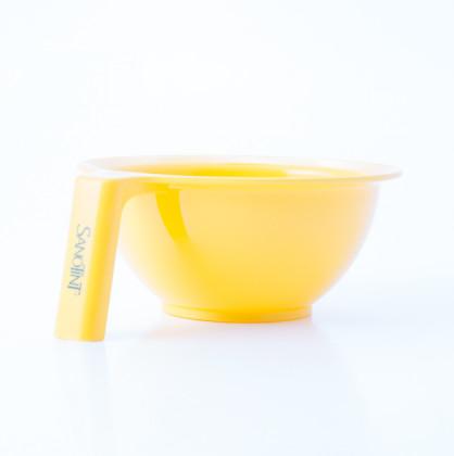 farveskål gul