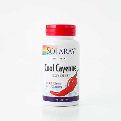 COOL CAYENNE 300 MG