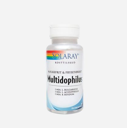 Solaray Multidophilus Mælkefri