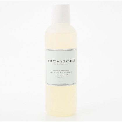 AROMA THERAPY BATH & SHOWER WASH GINGER
