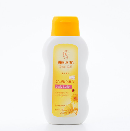 BODY LOTION MAMMA & BABY CALENDULA