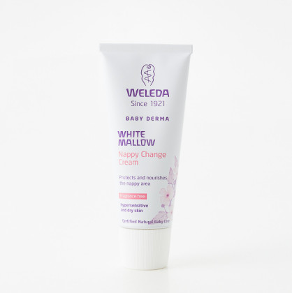 Mallow White Nappy Change Cream