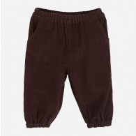 Serendipity Baby Fløjlsbuks Mørkbrun