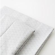 Baby Sengetøj Grey Wave