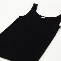 Ladies' Sleeveless Vest Sort