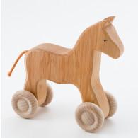 WOOD HORSE LARGE