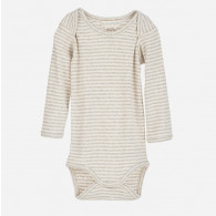 Serendipity Stribet Body Sand/Offwhite