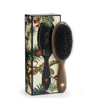 Fan Palm Hair Brush Mink