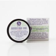 Citrus Deodorant Cream