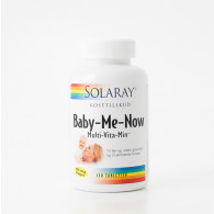 Solaray Baby-Me-Now Multi-Vita-Min 150 stk