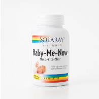 Solaray Baby-Me-Now Multi-Vita-Min 90 stk