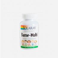 Solaray Barne-Multi Multi-Vita-Min