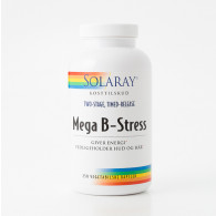 Solaray Mega B-stress 250 stk