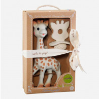 Sophie La Girafe + Natural Bidering Sampak