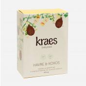 Kræs Babybad Havre og Kokos 600g