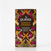 PUKKA LICORICE & CINNAMON TE