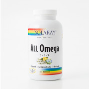 Solaray All Omega 3-6-9 180 stk