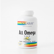 Solaray All Omega 3-6-9 90 Stk