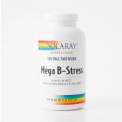Solaray Mega B-stress 250 stk