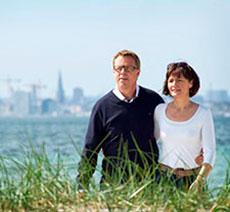 Naturskøn blev startet af Jesper og Kirsten Kjeldsen