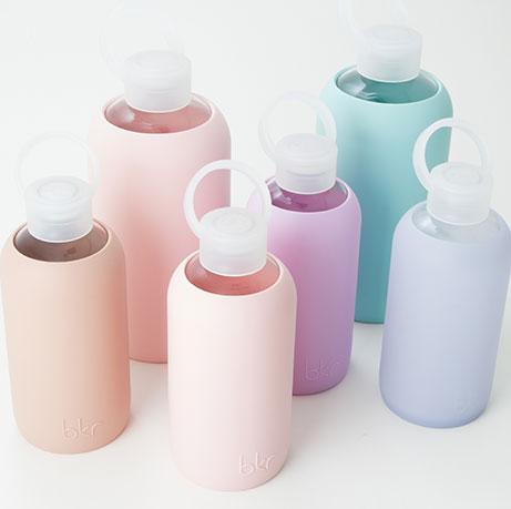 Bkr - smukke vandflasker i skønne farver